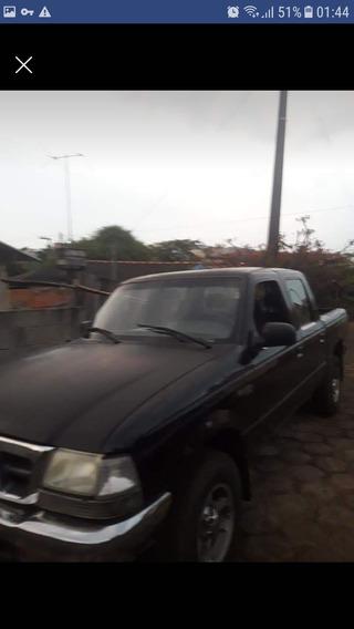 Ford Ranger 2.8 Xl Cab. Dupla 4x4 4p 2002
