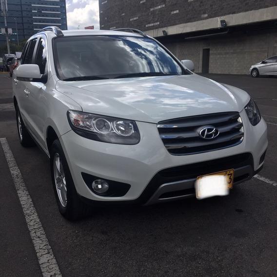 Hyundai Santa Fe Gl 2.4 - 7 Puestos - Automatica -2012