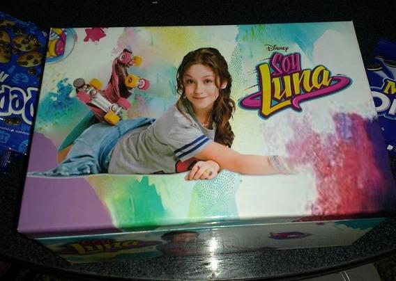 Soy Luna Cofre Personalizado