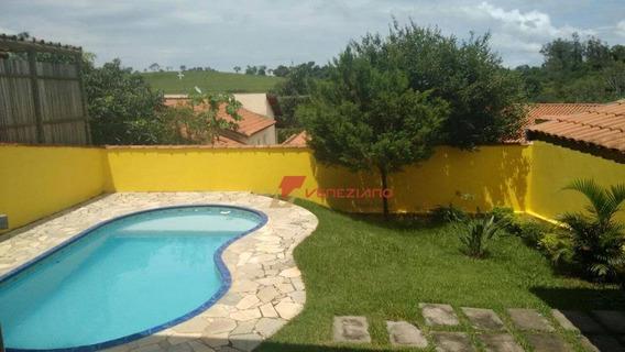 Casa Residencial À Venda, Jardim Porangaba, Águas De São Pedro. - Ca0430