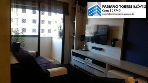 Apartamento Para Venda Em São Bernardo Do Campo, Baeta Neves, 2 Dormitórios, 1 Banheiro, 1 Vaga - 1383_2-569067