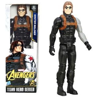 Muñeco Articulado Avengers Original Hasbro! 30c M Marvel