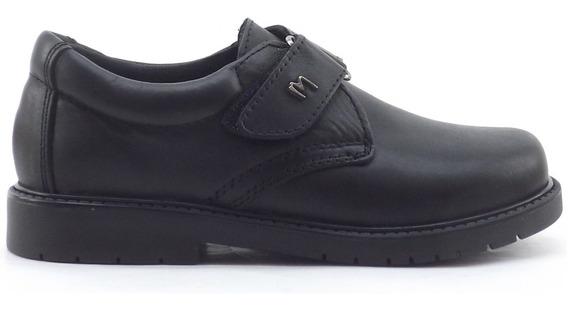 Zapato Escolar Colegial Marcel Abrojo Unisex Art 203 34-40