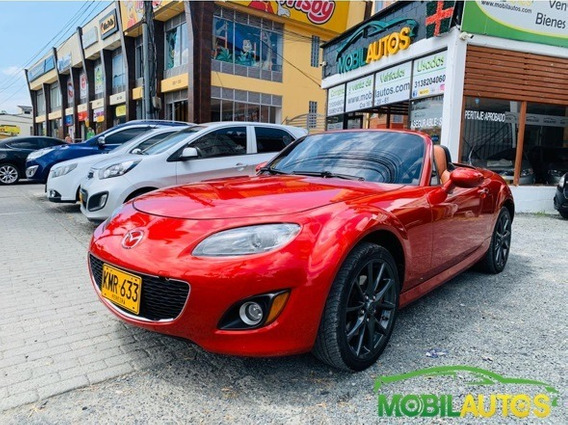 Mazda Mx 5 Miata Fe At 2.0 2011