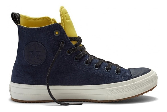 Converse Chuck Taylor 2 Boot Impermeable Resiste Agua Azul