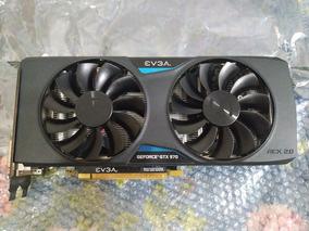 Placa De Vídeo Evga Nvidia Geforce Gtx 970 Superclocked 4gb