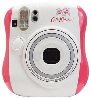 Cámara Instantánea Fujifilm Instax Mini 25 De Color Rosa I