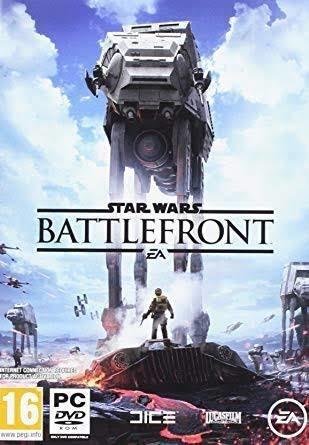 Star Wars Battlefront 2015 Pc Origin Envio Imediato!
