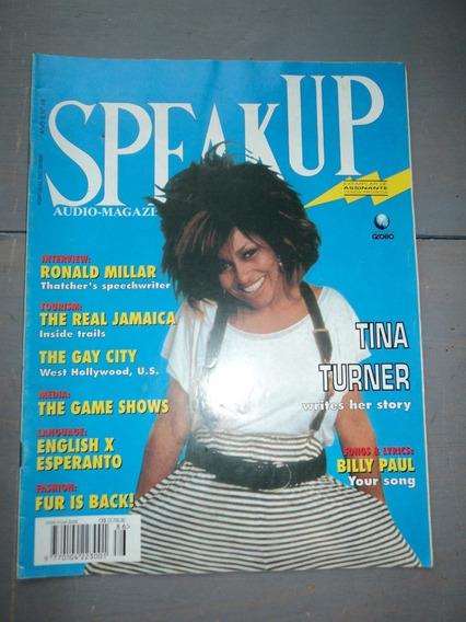 Lote C/ 03 Revistas- Speak-up Editora Globo