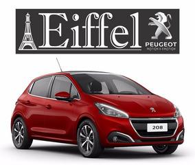 Peugeot 208 Feline 1.6 Pack Cuir 2017 Linea Nueva Sin Rodar