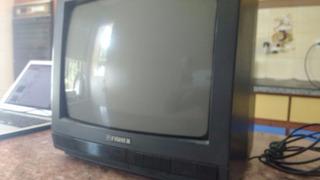 Televisor Fisher 14 Pulgadas Con Control Remoto