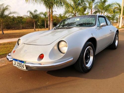 Imagem 1 de 15 de Vw Puma Gte 1977 Motor 1600 Aceito Troca Opala Dodge F100