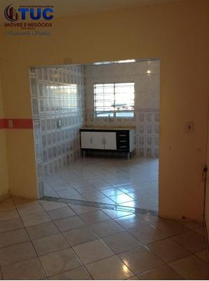 Casa C/03 Dorms Sendo 01 Suite E Quintal -jd Laura -s.b.c - 8072