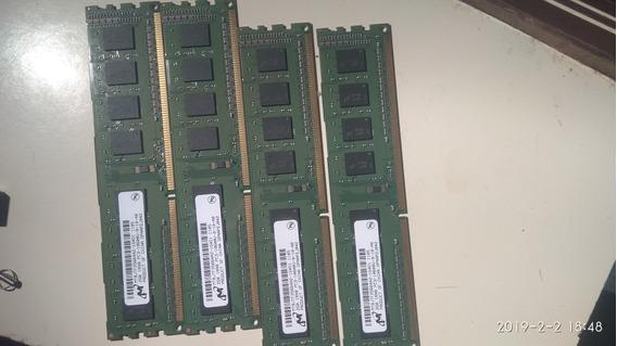 Memoria Ram Ddr3 2gb X 4