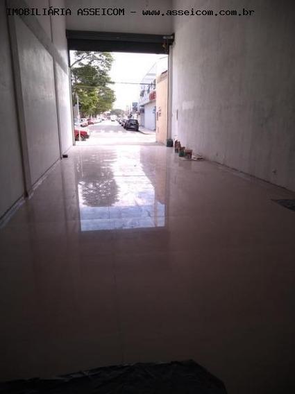 Comercial Para Locação Em Suzano, Centro, 2 Banheiros - 504