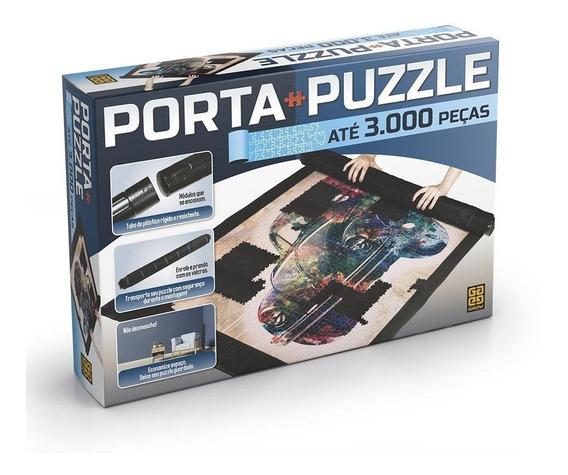 Porta Puzzle Até 3000 Peças - Grow Porta Quebra Cabeça Grow