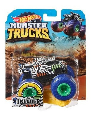 Carros Hotwheels Carritos Monster Trucks 1:64