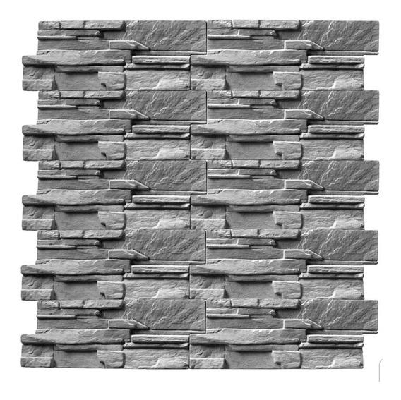Estampado Concreto, Molde Diseño Piedra Cultivada Zic Zac