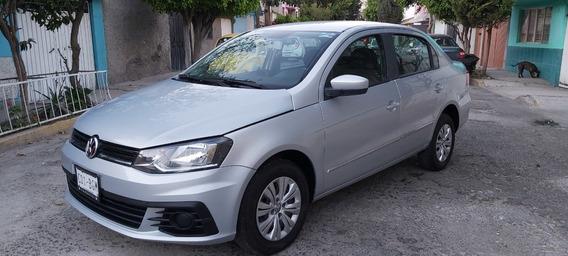 Volkswagen Gol 4p Trendline I-motion L4/1.6 Aut