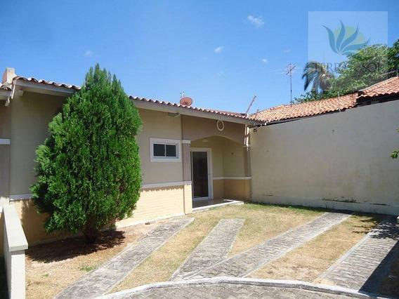 Casa Plana No Condomínio Green Village - Ca0598