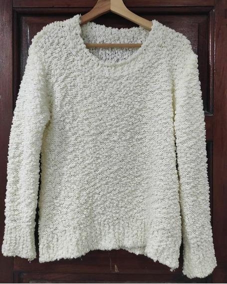 Sweater Abrigado Talle M