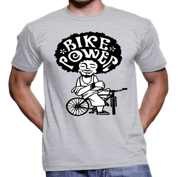 Camiseta Camisabonita Bicicleta Ciclismo Mountain Bike Power