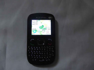 Celular Alcatel One Toutch Para 2 Chips