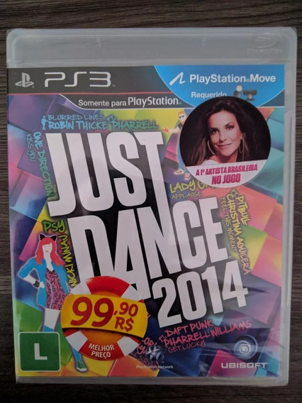 Just Dance 2014 - Ps3 Novo