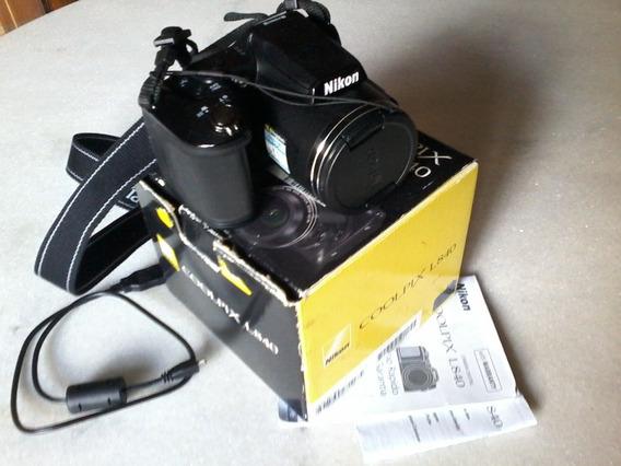 Câmera Nikon Coolpix L840