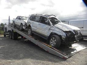 Sucata Toyota Land Cruiser Prado 3.0 Aut. 2009