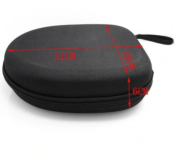 Capa,estojo, Case Para Headphone ,fone De Ouvido E Headset