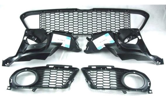 Bmw M3 E92 E93 Kit Grades(telas)do Para Choque Original Bmw