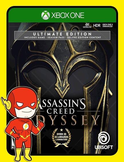 Assassins Creed Odyssey Ultimate Xbox - 25 Díg (envio Flash)