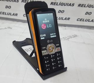 Lg Gm205 Rds Woofer Radio Sem Uso D Fone Desbloqueado 100%ok