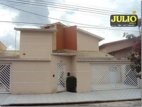 Imagem 1 de 30 de Sobrado Residencial À Venda, Balneário Flórida, Praia Grande. - So0681