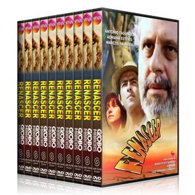 Novela Renascer 80 Dvds Na Integra Lindo Box!
