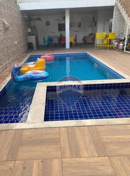 Casa À Venda Em Casa Amarela 5 Qts 1 Suite, Piscina, Kitinet. - Ca0121