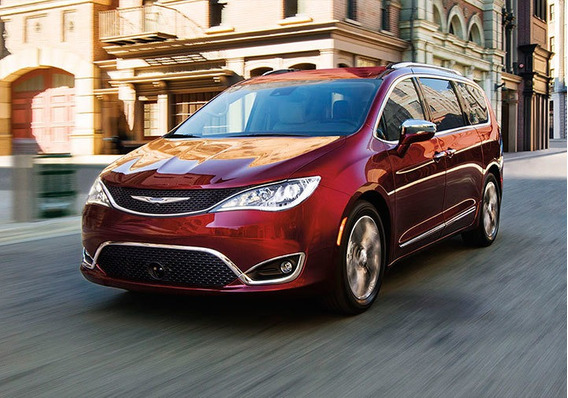 Chrysler Pacifica Limited 2020 ¡desde 10% De Enganche!