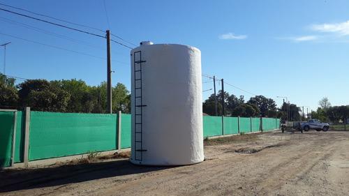 Tanque Cisterna 30.000 Litros Prfv Fibra De Vidrio