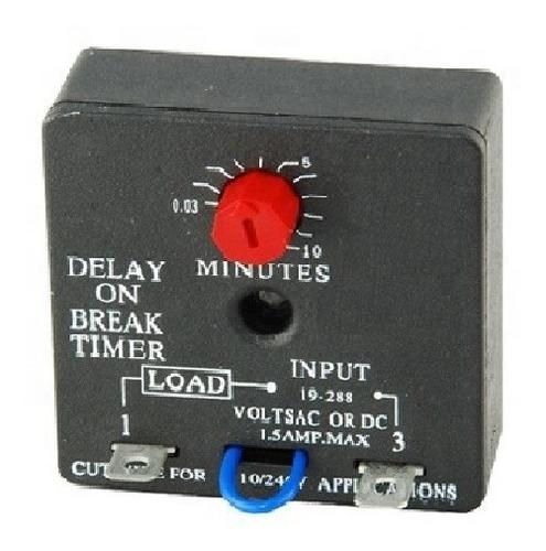 Imagen 1 de 2 de Timer Modulo Retardo Secuenciador Compresores Delay On Make