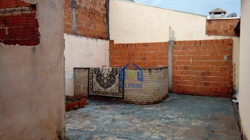 Casa Com 2 Dormitórios À Venda, 62 M² Por R$ 130.000,00 - Parque Das Aroeiras - São José Do Rio Preto/sp - Ca1945