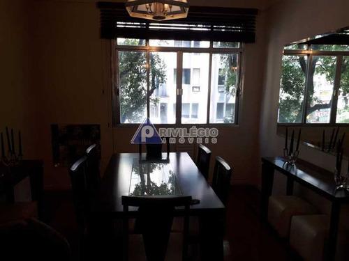 Apartamento À Venda, 2 Quartos, Copacabana - Rio De Janeiro/rj - 16916