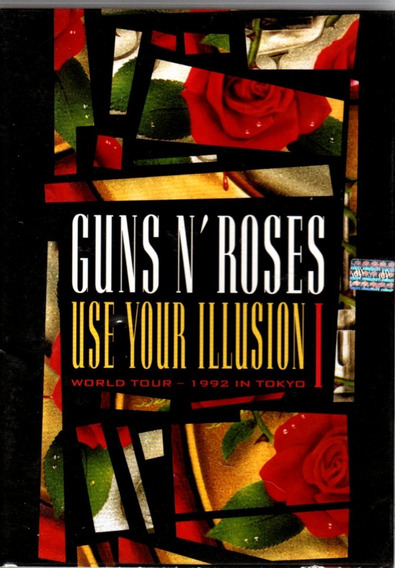 Dvd Guns N Roses Use Your Illusion I En Stock Musicanoba
