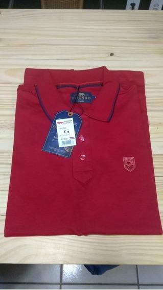Kit Com 10 Camisas Pólo