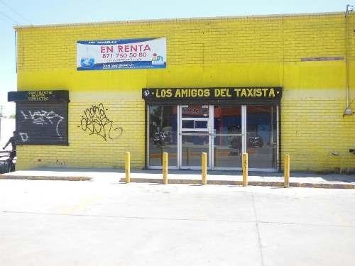 Renta Local Comercial Zona Centro, Gomez Palacio, Dgo.