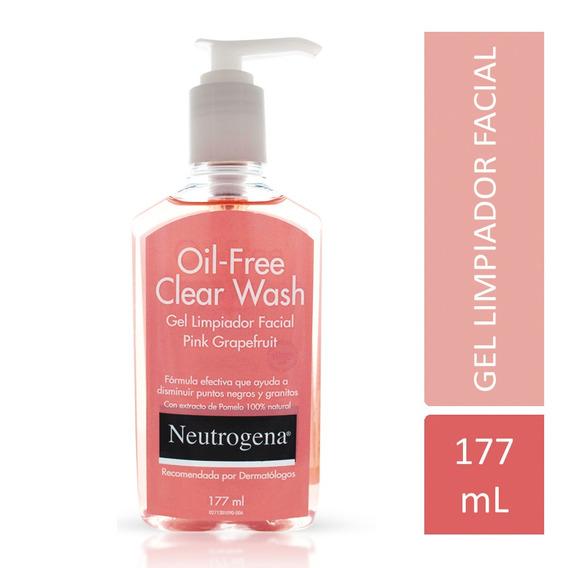 Limpiador Facial Neutrogena Pomelo Prevención Acné
