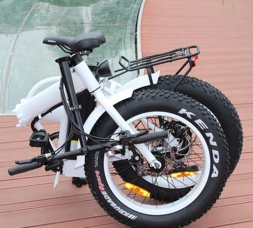 Bicicletas Eléctricas Plegables Nuevas