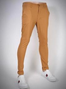 Pantalón Chino / Vestir De Gabardina Hombre 38 Al 48