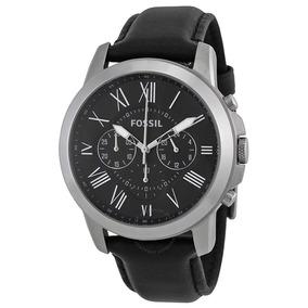 Relógio Fossil Grant Fs4812/opn - Original Com Nota - Loja