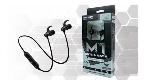 Audifonos M1 Extra Bass Magnético Manos Libres Bluetooth 5.0